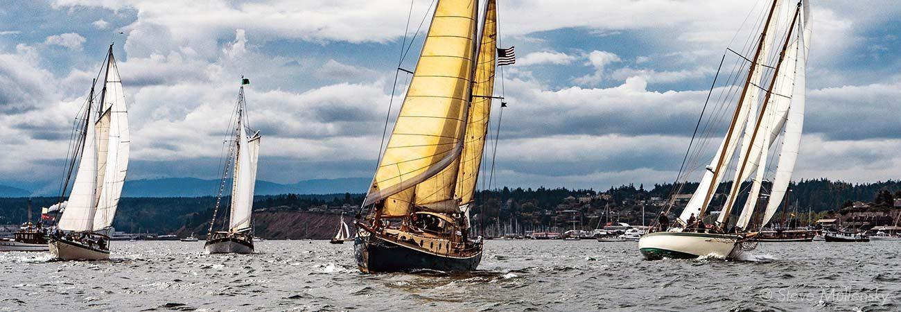 2019 Festival Boats Port Townsend Wooden Boat Festival