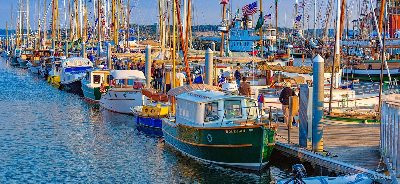 Port Townsend Wooden Boat Festival Schedule 2019